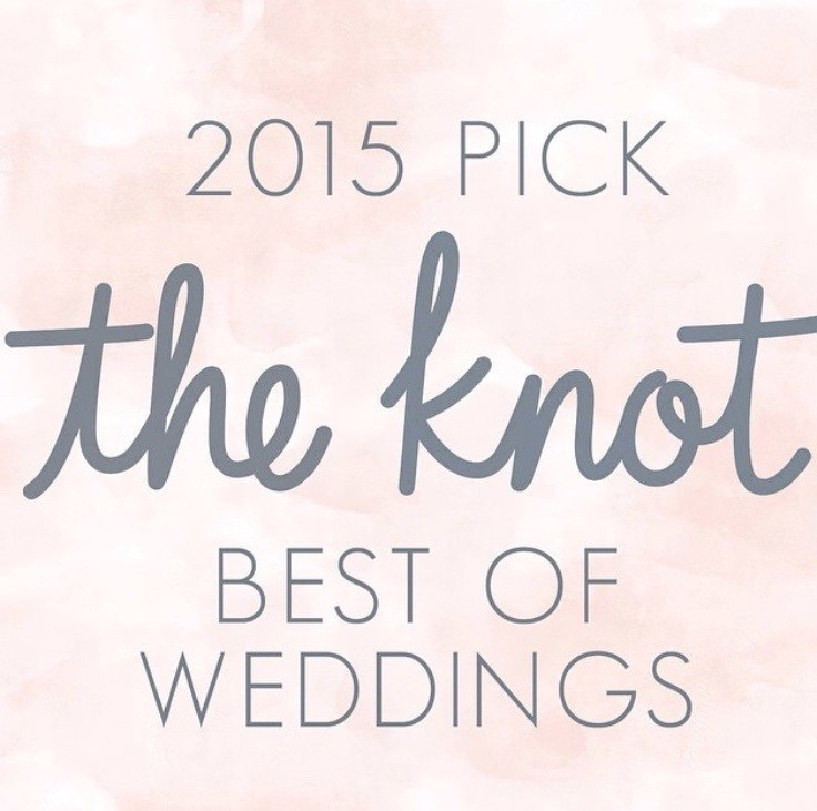 Bliss Productions Wins The Knot 2017 Best Of Weddings Award